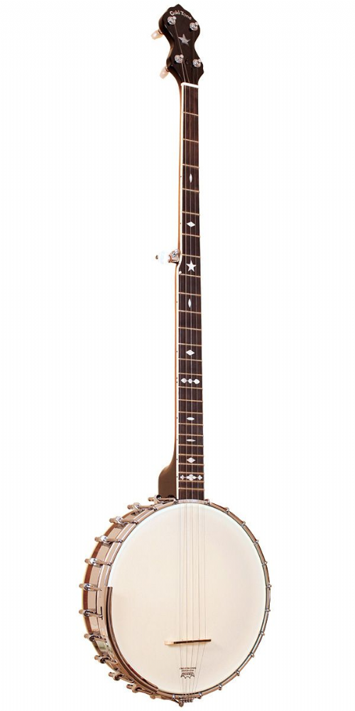 Gold Tone OT 800LN Old Time Long Neck Banjo with Case
